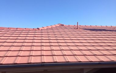 high quality clay roof painting
