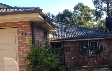 Cheap Roof Cleaning services